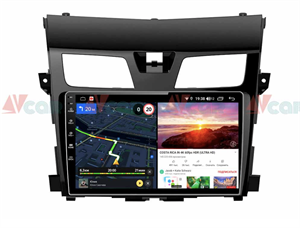 Штатная магнитола VAYCAR 10V6 для Nissan Teana III 2014-2021 на Android 10.0