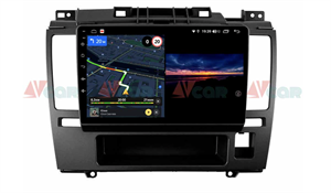 Штатная магнитола VAYCAR 09V3 для Nissan Tiida I 2004-2014 на Android 10.0