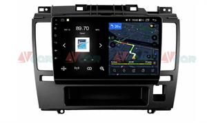 Штатная магнитола VAYCAR 09V4 для Nissan Tiida I 2004-2014 на Android 10.0