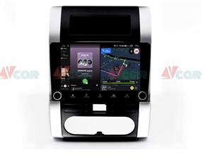 Штатная магнитола VAYCAR 10V4R для Nissan X-Trail II (T31) 2007-2014 на Android 10.0