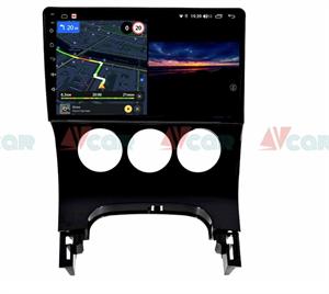 Штатная магнитола VAYCAR 09V3 для Peugeot 3008 I, 5008 I 2009-2016 на Android 10.0