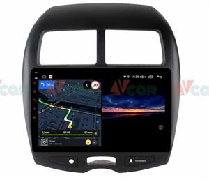 Штатная магнитола VAYCAR 10V3 для Peugeot 4008 2012-2018 на Android 10.0