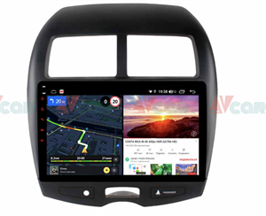 Штатная магнитола VAYCAR 10V6 для Peugeot 4008 2012-2018 на Android 10.0