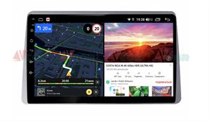 Штатная магнитола VAYCAR 10V3 для Renault Duster 2020+ на Android 10.0