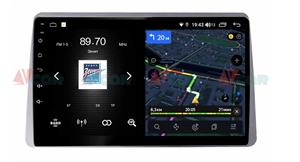 Штатная магнитола VAYCAR 10V4 для Renault Duster 2020+ на Android 10.0