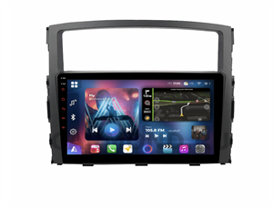 Android 10.0 для Mitsubishi Pajero IV 2006-2019
