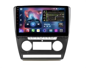 Android 10.0 для Skoda Octavia II (A5) 2004-2013