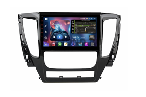 Android 10.0 для Mitsubishi Pajero Sport III 2015-2019 (для АКПП)