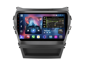 Android 10.0 для Hyundai Santa Fe III 2012-2019