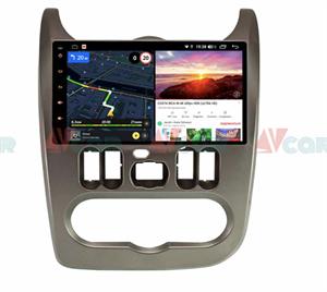 Штатная магнитола VAYCAR 09V6 для Renault Logan 2010-2013, Sandero I 2009-2014 на Android 10.0