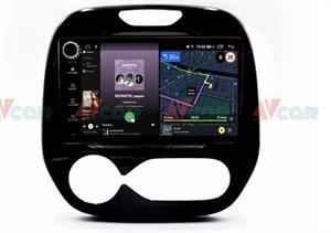 Штатная магнитола VAYCAR 09V4R для Renault Kaptur 2016-2020 на Android 10.0