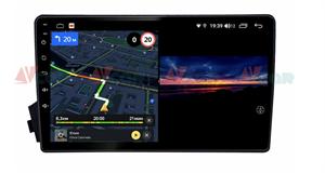 Штатная магнитола VAYCAR 09V3 для Ssang Yong Kyron 2005-2015 на Android 10.0