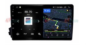 Штатная магнитола VAYCAR 09V4 для Ssang Yong Kyron 2005-2015 на Android 10.0
