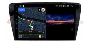 Штатная магнитола VAYCAR 10V3 для Skoda Octavia III (A7) 2013-2018 на Android 10.0