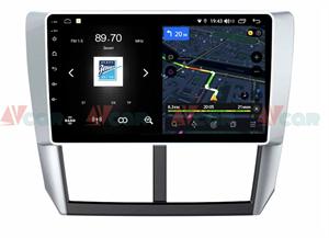 Штатная магнитола VAYCAR 09V4 для Subaru Forester III, Impreza III 2007-2013 на Android 10.0