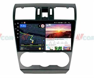 Штатная магнитола VAYCAR 09V6 для Subaru Forester IV 2013-2014, Impreza IV 2012-2017 на Android 10.0