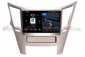 Штатная магнитола VAYCAR 09V4 для Subaru Legacy V, Outback IV 2009-2014 на Android 10.0