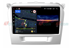Штатная магнитола VAYCAR 09V3 для Suzuki Vitara IV 2014-2018 на Android 10.0