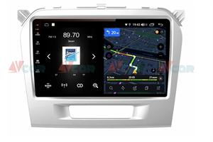 Штатная магнитола VAYCAR 09V4 для Suzuki Vitara IV 2014-2018 на Android 10.0