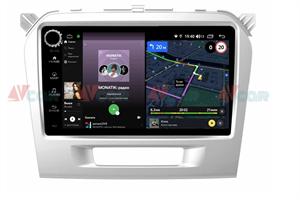 Штатная магнитола VAYCAR 09V4R для Suzuki Vitara IV 2014-2018 на Android 10.0