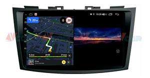 Штатная магнитола VAYCAR 09V3 для Suzuki Swift IV 2011-2017 на Android 10.0