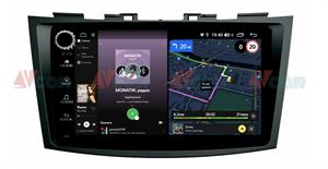 Штатная магнитола VAYCAR 09V4R для Suzuki Swift IV 2011-2017 на Android 10.0