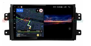 Штатная магнитола VAYCAR 09V3 для Suzuki SX4 I 2006-2014 на Android 10.0