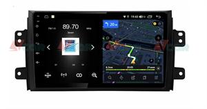 Штатная магнитола VAYCAR 09V4 для Suzuki SX4 I 2006-2014 на Android 10.0