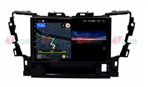 Штатная магнитола VAYCAR 10V3 для Toyota Alphard III 2015-2020 на Android 10.0
