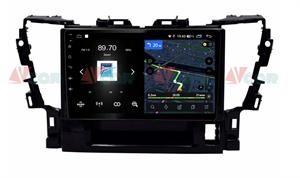 Штатная магнитола VAYCAR 10V4 для Toyota Alphard III 2015-2020 на Android 10.0