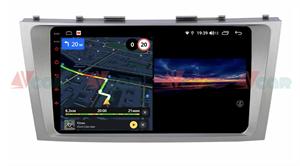 Штатная магнитола VAYCAR 09V3 для Toyota Camry V40 2006-2011 на Android 10.0