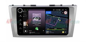 Штатная магнитола VAYCAR 09V4R для Toyota Camry V40 2006-2011 на Android 10.0