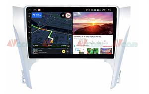 Штатная магнитола VAYCAR 10V6 для Toyota Camry V50 2011-2014 на Android 10.0