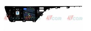 Штатная магнитола VAYCAR 10V4 для Toyota Camry V70 2018-2021 на Android 10.0