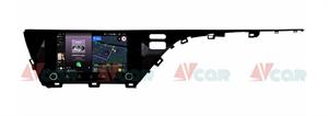 Штатная магнитола VAYCAR 10V4R для Toyota Camry V70 2018-2021 на Android 10.0