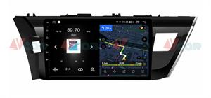 Штатная магнитола VAYCAR 10V4 для Toyota Corolla XI 2013-2015 на Android 10.0