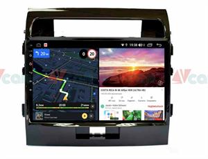 Штатная магнитола VAYCAR 10V6 для Toyota Land Cruiser 200 2007-2015 на Android 10.0