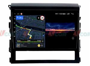 Штатная магнитола VAYCAR 09V3 для Toyota Land Cruiser 200 2016+ на Android 10.0