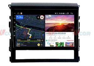 Штатная магнитола VAYCAR 09V6 для Toyota Land Cruiser 200 2016+ на Android 10.0