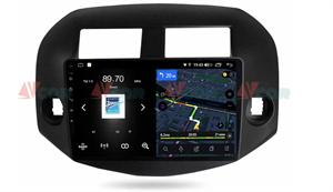 Штатная магнитола VAYCAR 10V4 для Toyota RAV4 (XA30) 2006-2013 на Android 10.0
