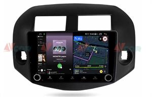 Штатная магнитола VAYCAR 10V4R для Toyota RAV4 (XA30) 2006-2013 на Android 10.0