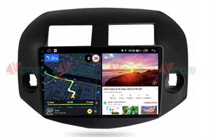 Штатная магнитола VAYCAR 10V6 для Toyota RAV4 (XA30) 2006-2013 на Android 10.0