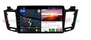 Штатная магнитола VAYCAR 10V6 для Toyota RAV4 (CA40) 2013-2019 на Android 10.0