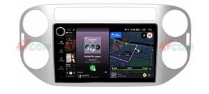 Штатная магнитола VAYCAR 09V4R для Volkswagen Tiguan 2011-2016 на Android 10.0