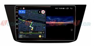 Штатная магнитола VAYCAR 10V3 для Volkswagen Tiguan 2016+ на Android 10.0