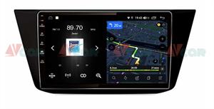 Штатная магнитола VAYCAR 10V4 для Volkswagen Tiguan 2016+ на Android 10.0