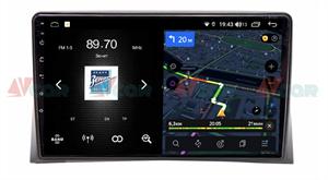 Штатная магнитола VAYCAR 09V4 для Volkswagen Multivan T5 2009-2015 на Android 10.0