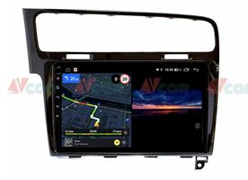 Штатная магнитола VAYCAR 10V3 для Volkswagen Golf 7 2013-2019 на Android 10.0