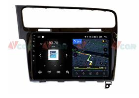 Штатная магнитола VAYCAR 10V4 для Volkswagen Golf 7 2013-2019 на Android 10.0