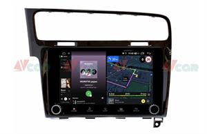 Штатная магнитола VAYCAR 10V4R для Volkswagen Golf 7 2013-2019 на Android 10.0